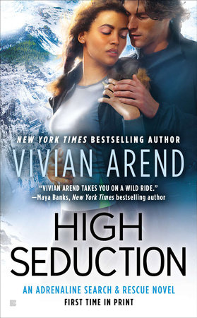 High Seduction by Vivian Arend