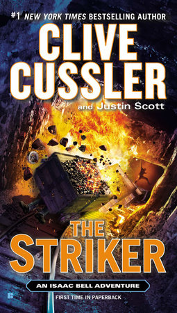 The Striker by Clive Cussler and Justin Scott