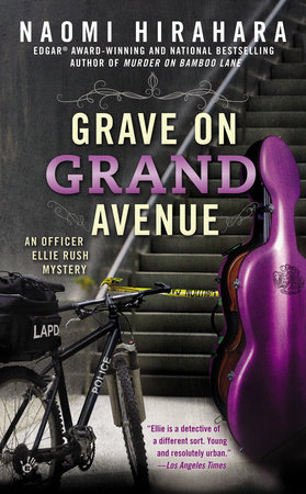 Grave on Grand Avenue by Naomi Hirahara