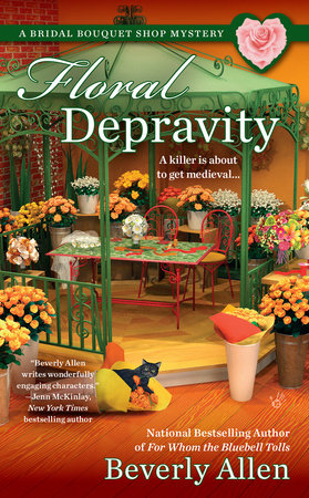 Floral Depravity by Beverly Allen