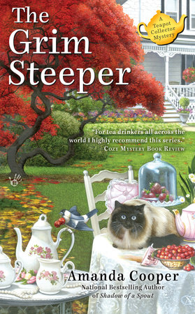 The Grim Steeper by Amanda Cooper
