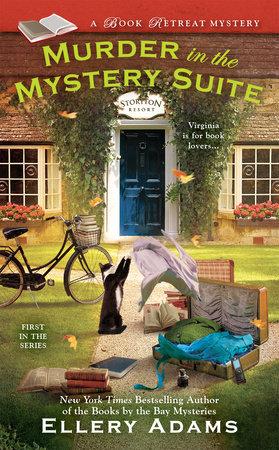 Murder in the Mystery Suite by Ellery Adams