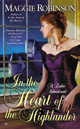 In the Heart of the Highlander by Maggie Robinson