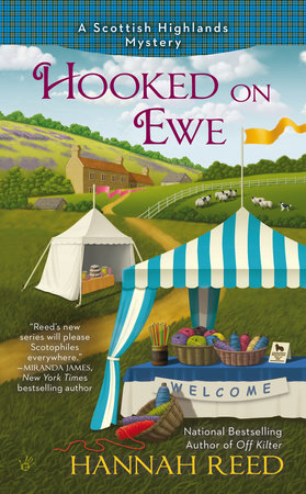 Hooked on Ewe by Hannah Reed
