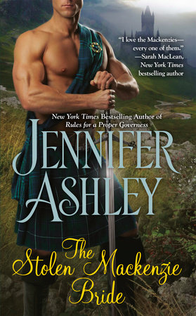 The Stolen Mackenzie Bride by Jennifer Ashley