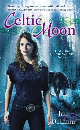 Celtic Moon by Jan DeLima