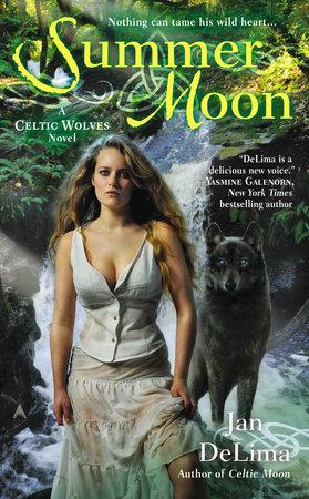 Summer Moon by Jan DeLima