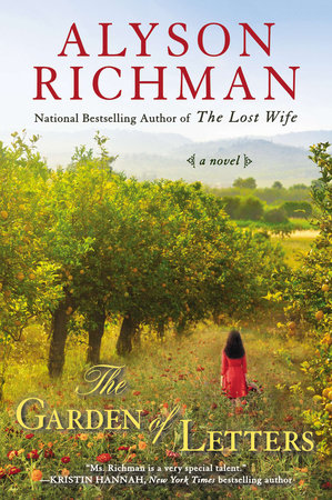 The Garden of Letters by Alyson Richman