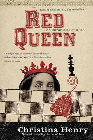 Red Queen by Christina Henry