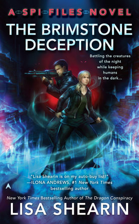 The Brimstone Deception by Lisa Shearin