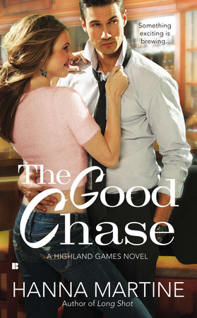 The Good Chase by Hanna Martine