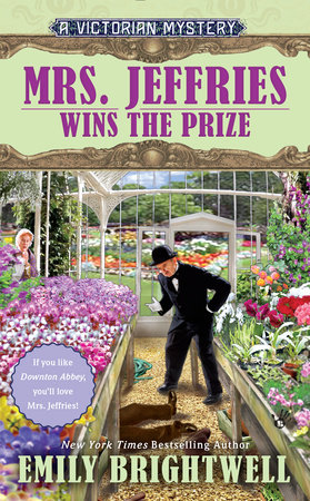 Mrs. Jeffries Wins the Prize by Emily Brightwell
