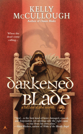 Darkened Blade by Kelly McCullough