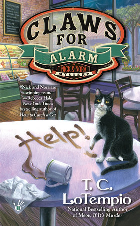 Claws for Alarm by T.C. LoTempio