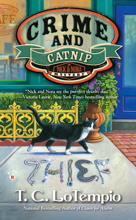 Crime and Catnip by T.C. LoTempio
