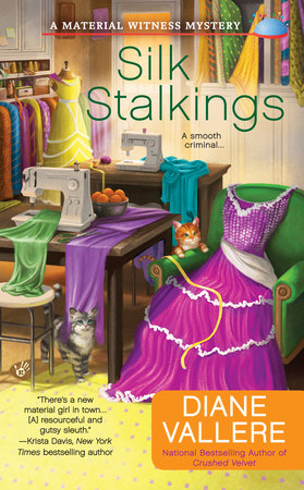 Silk Stalkings by Diane Vallere