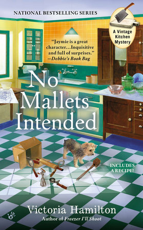 No Mallets Intended by Victoria Hamilton