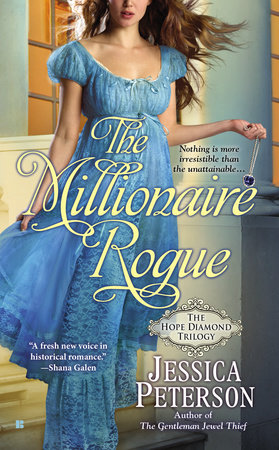 The Millionaire Rogue by Jessica Peterson