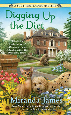 Digging Up the Dirt by Miranda James