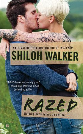 Razed by Shiloh Walker