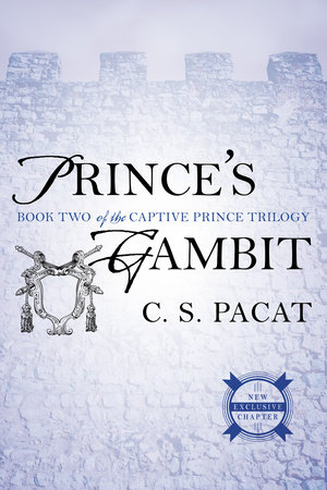 Prince's Gambit by C. S. Pacat