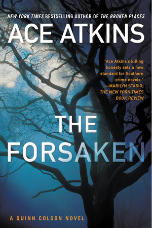 The Forsaken by Ace Atkins