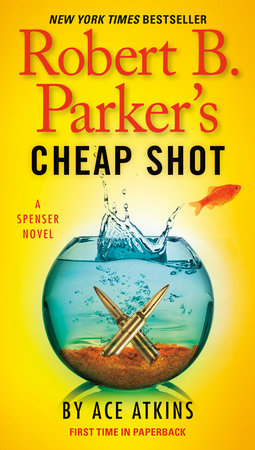 Robert B  Parker's Cheap Shot by Ace Atkins | PenguinRandomHouse com