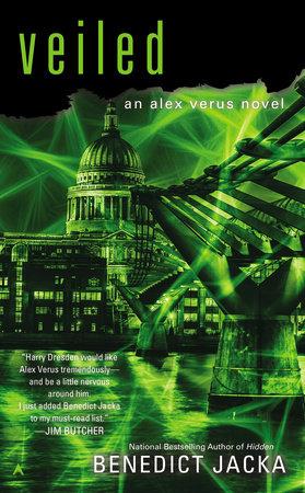 Veiled by Benedict Jacka