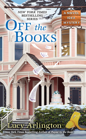 Off the Books by Lucy Arlington