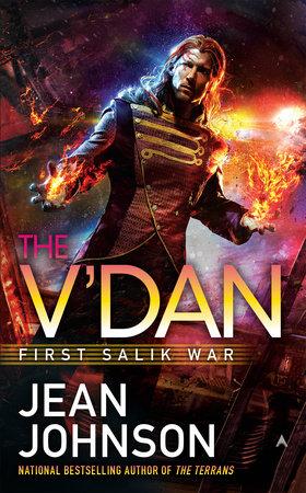 The V'Dan by Jean Johnson
