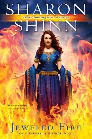 Jeweled Fire by Sharon Shinn