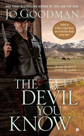 The Devil You Know by Jo Goodman