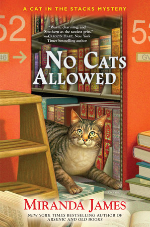 No Cats Allowed by Miranda James