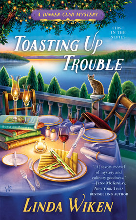 Toasting Up Trouble by Linda Wiken