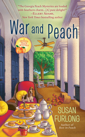 War and Peach by Susan Furlong