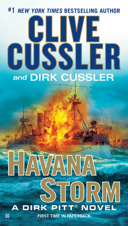 Havana Storm Book Cover Picture