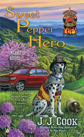 Sweet Pepper Hero by J. J. Cook