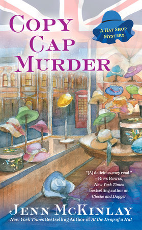 Copy Cap Murder by Jenn McKinlay