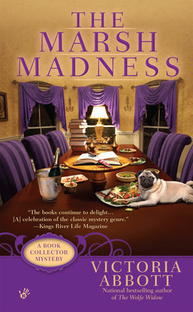 The Marsh Madness by Victoria Abbott