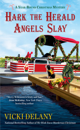 Hark the Herald Angels Slay by Vicki Delany