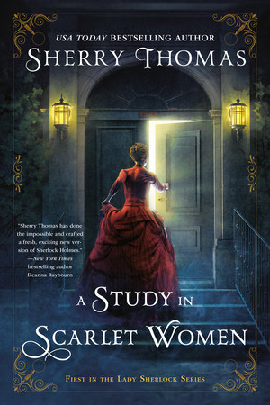 A Study In Scarlet Women Book Cover Picture