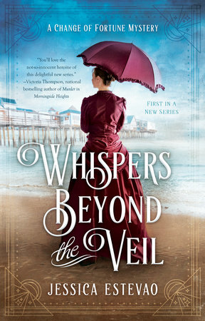 Whispers Beyond the Veil by Jessica Estevao