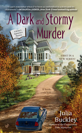 A Dark and Stormy Murder by Julia Buckley