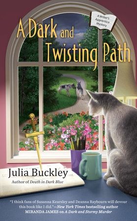 A Dark and Twisting Path by Julia Buckley