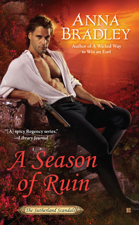 A Season of Ruin by Anna Bradley