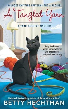 A Tangled Yarn by Betty Hechtman