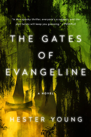 The Gates of Evangeline Book Cover Picture