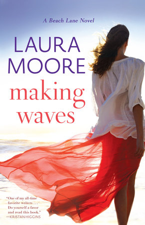 Making Waves by Laura Moore