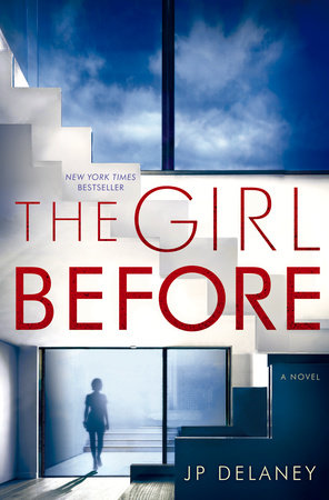 The Girl Before Book Cover Picture