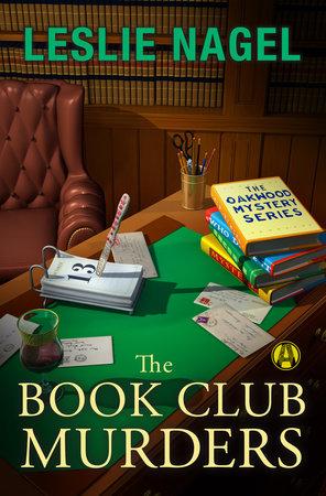 The Book Club Murders by Leslie Nagel
